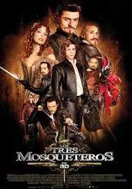 The Three Musketeers [2011] [DVDR] [NTSC] [Latino]