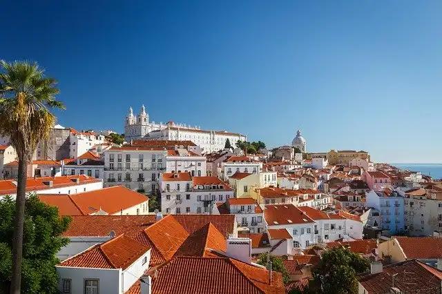 تأشيرة البرتغال