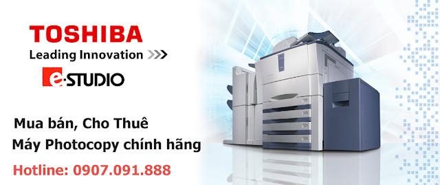 May Photocopy Toshiba Gia Re duoc nhap khau truc tiep tu chau au