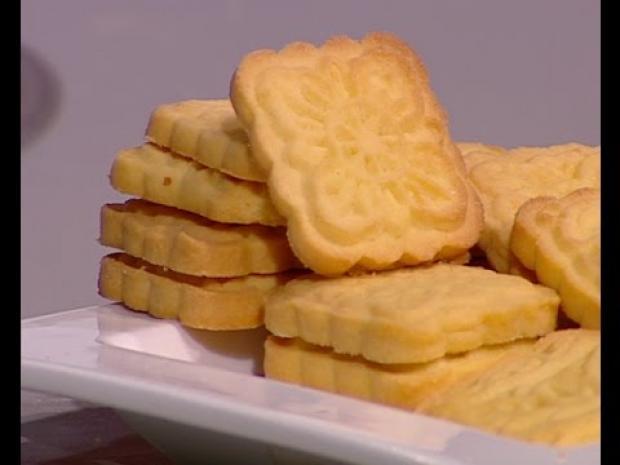 طريقة عمل بسكويت الشاي في البيت - Tea biscuit