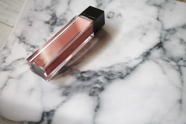 Jouer Long Wear Lip Creme in Melon