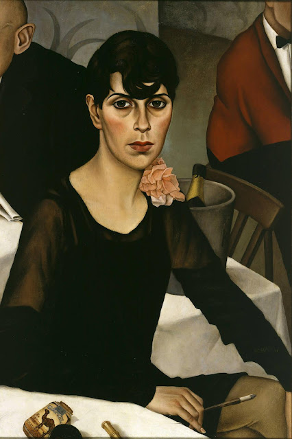 Christian Schad - Sonja - 1928
