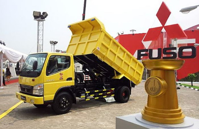 paket kredit dp terkecil mobil dump truck colt diesel 2019