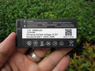 Baterai Hape Antik Prince PC 9000 10000mAh