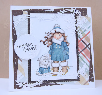 Heather's Hobbie Haven - Abby and Jade Card Kit