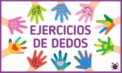 Actividades Para Educación Infantil Ejercicios Aeróbicos De Dedos