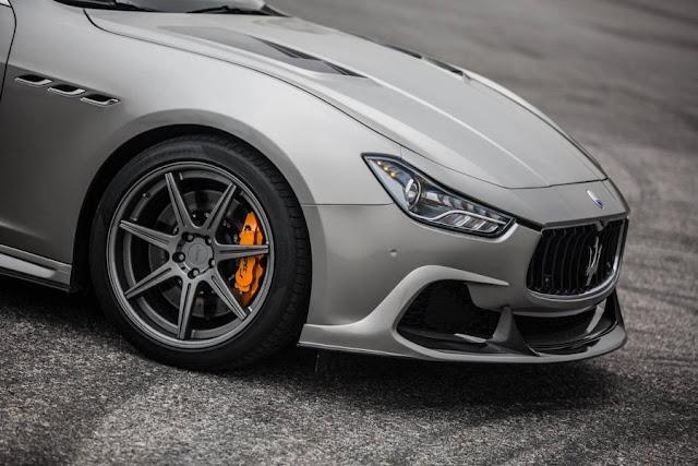 Maserati ghibli oil change cost