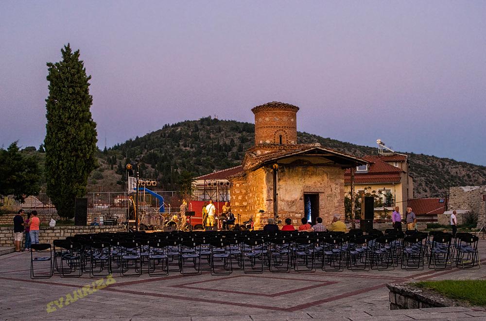 Αυγουστιάτικη Πανσέληνος 2015 στην Κουμπελίδικη Καστοριάς