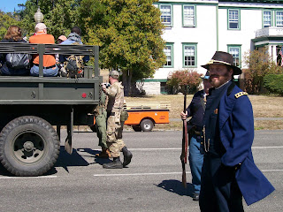 Fort Worden 2016 General Grant