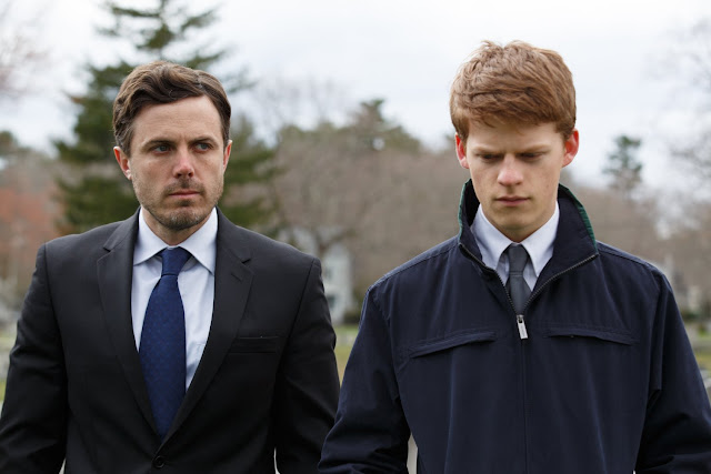 Manchester by the Sea . Recenzja filmu . Casey Affleck i Lucas Hedges
