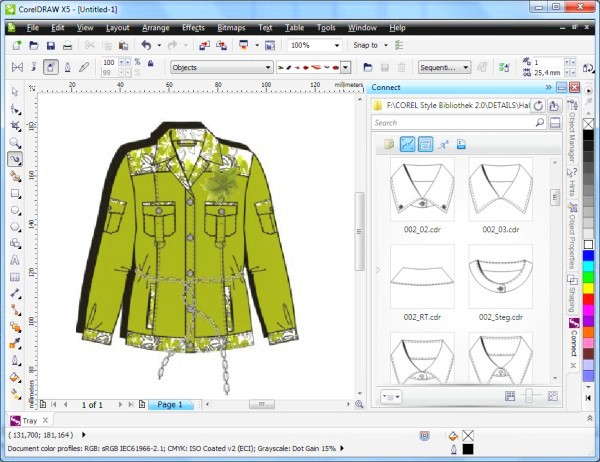CorelDRAW X5 32 bit & 64 bit Full Version Gratis