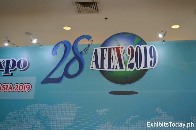 AFEX 2019: The 28th International Exposition on Food Processing, Packaging and Handling Machinery, Equipment and Technology