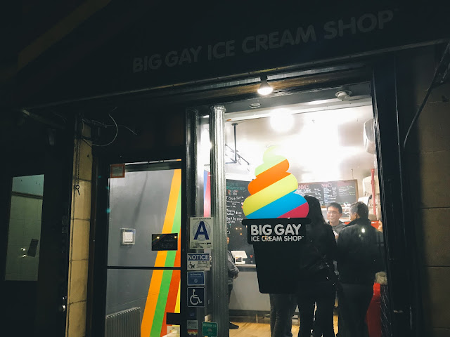 ビッグ・ゲイ・アイスクリーム(Big Gay Ice Cream)