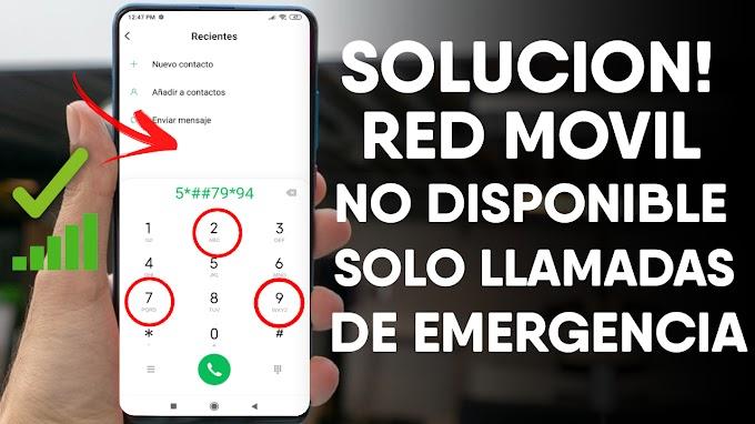 SOLUCION! MI TELEFONO SE LE CAE LA SEÑAL DEFINITIVO  METODO 2020