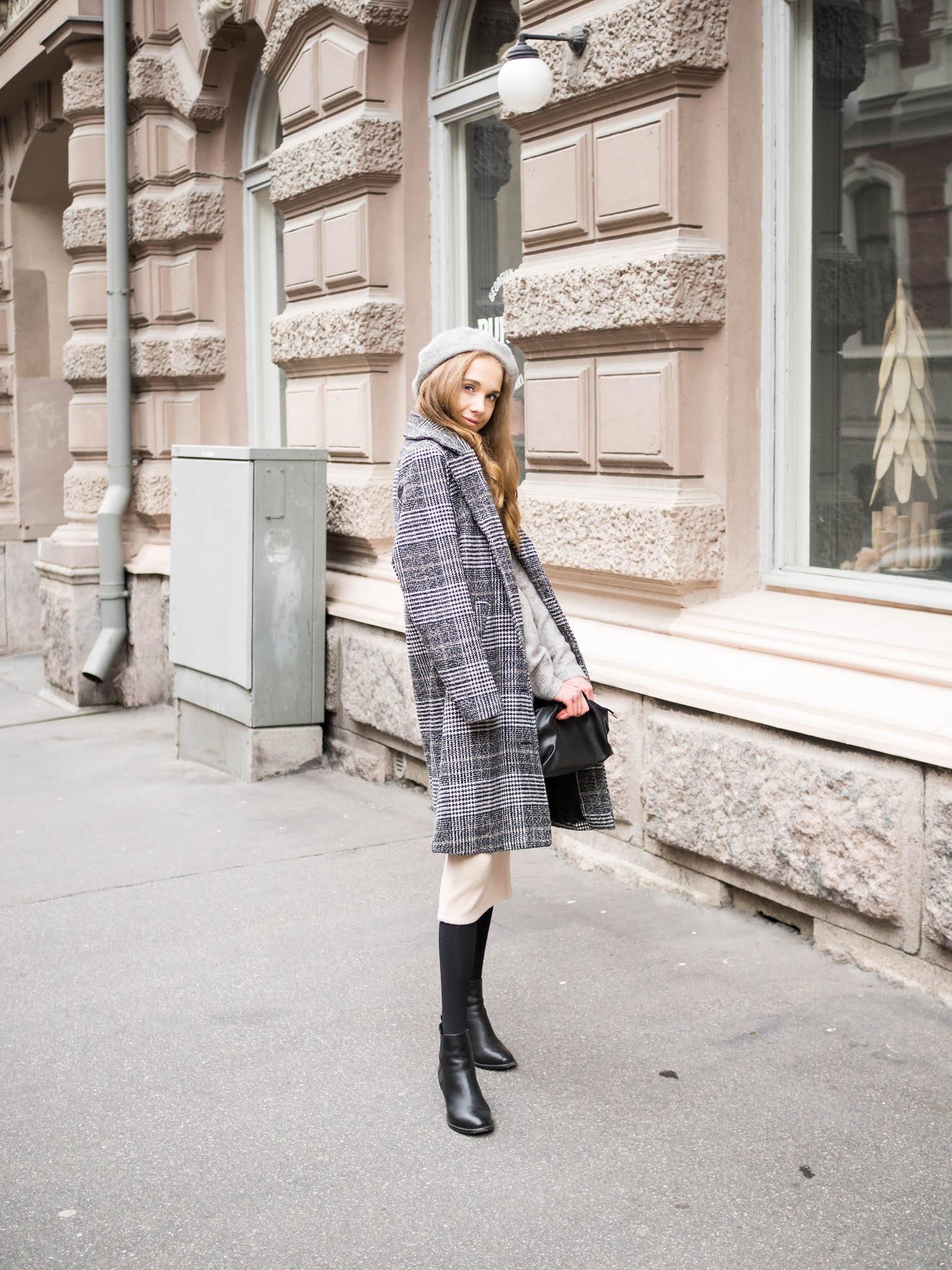 Pariisilaistyylinen pukeutuminen // Paris inspired style