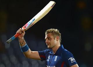 Luke Wright 99* - England vs Afghanistan 6th Match ICC World T20 2012 Highlights