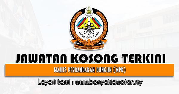 Jawatan Kosong 2021 di Majlis Perbandaran Dungun (MPD)