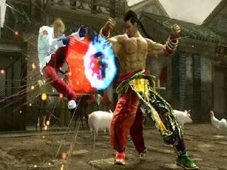 Download Tekken 4 Game Setup With Crack