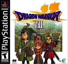 Dragon Warrior VII - PS1 - ISOs Download