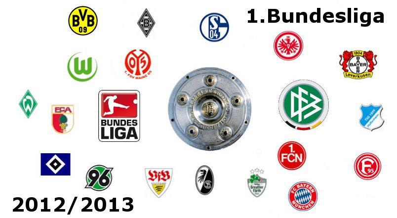 Mannschaften 1 Bundesliga