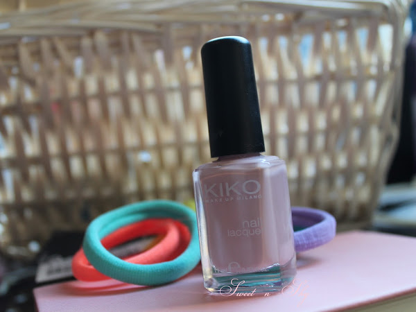 ♥ KIKO Cosmetics Nail Lacquer in shade 372