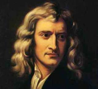 "Isaac Newton-( జనవరి 4, 1643 - మార్చి 31, 1727) -సైన్స్ పితామహుడు ""ఐజాక్ న్యూటన్""-భౌతిక, గణిత, ఖగోళ శాస్త్రవేత్త. ఈయన ఓ సిద్ధాంత కర్త మరియు తత్వవేత్త"