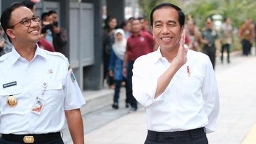Jokowi Tak Mau Dikalahkan Anies Baswedan