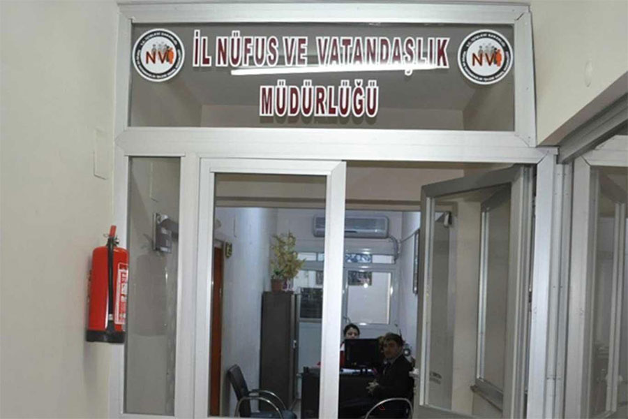Diyarbakır'da hafta sonu nüfus müdürlükleri açık olacak