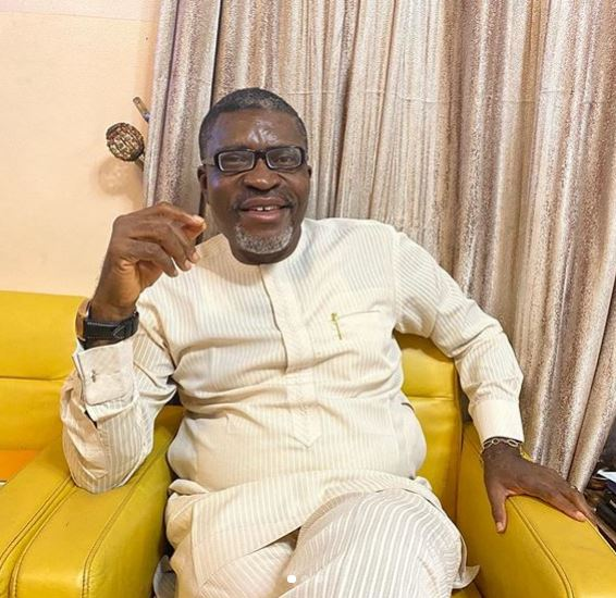 It Is Wrong For An African Man To Kneel And Propose To His Woman - Veteran Actor Kanayo