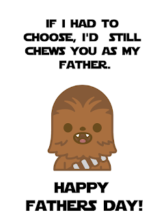 free printable star wars fathers day cards