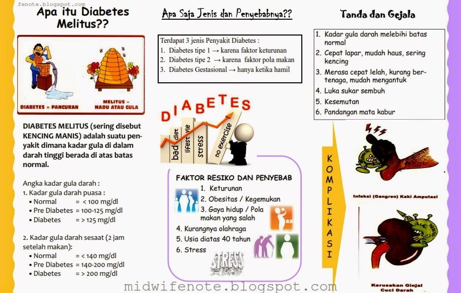 Praktik Diet - Diet Diabetes