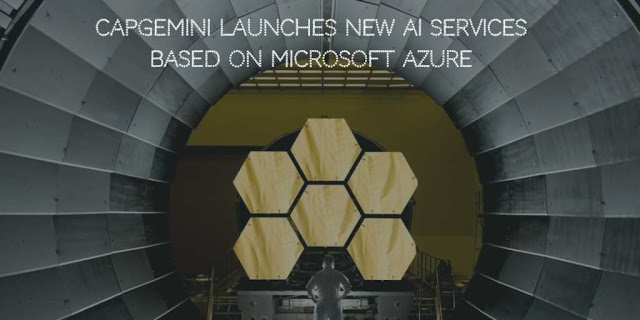 Capgemini launches new AI services based on Microsoft Azure