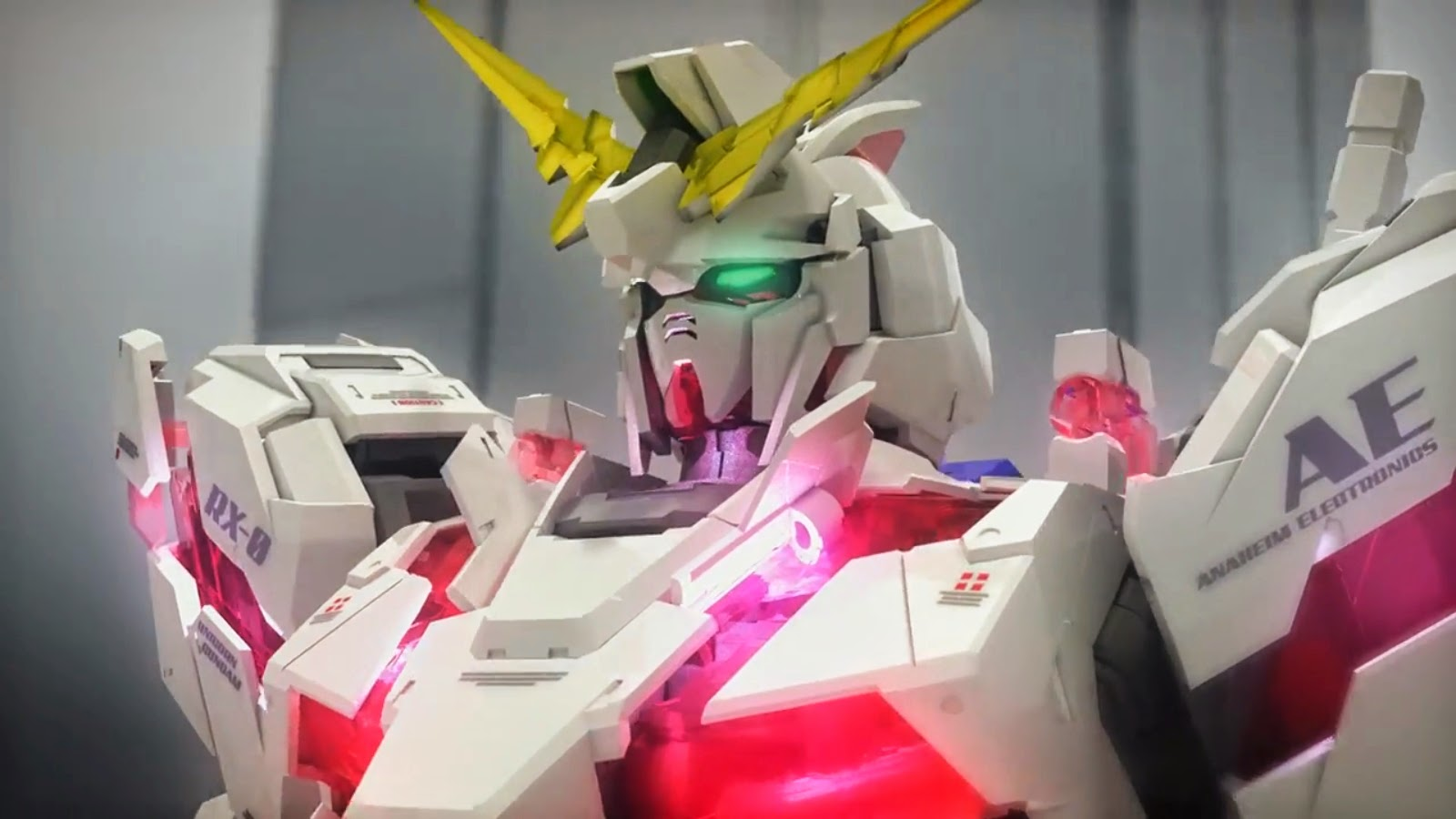 PG 160 RX0 Unicorn Gundam  Release Info Box Art and