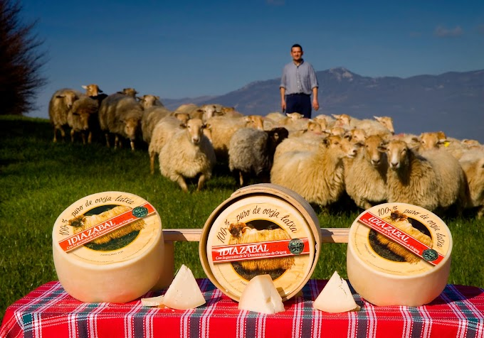 El Reyno de Navarra y sus quesos Denominación de Origen