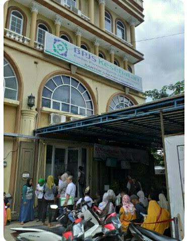 Catat Alamat Kantor Bpjs Kesehatan Ketenagakerjaan Bogor Jejaksemut