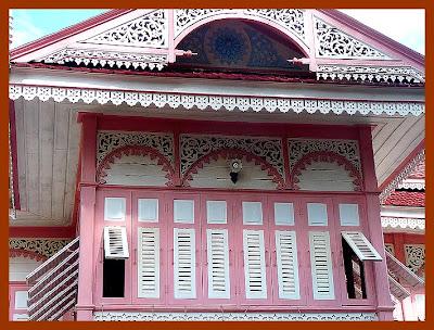 Wongburi House, Phrae