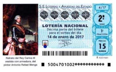 loteria nacional sorteo extraordinario de invierno 14-01-2017
