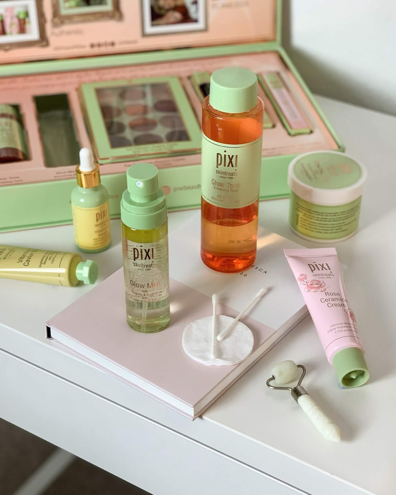 pixi skincare for beginners