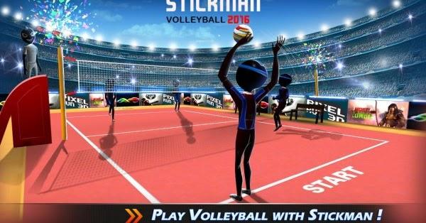 StickMan Volleyball 2016 v1.2 Apk - TANGGASURGA.ID ...