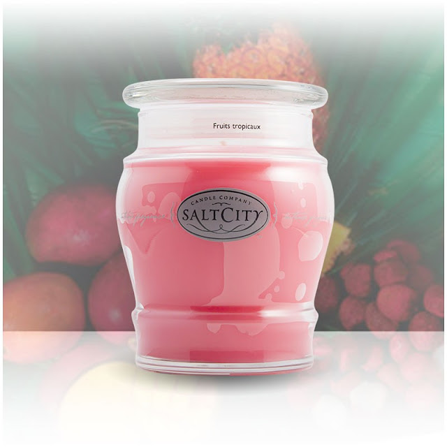 avis carribean fruits tropicaux salt city, blog bougie, blog beauté, blog parfum