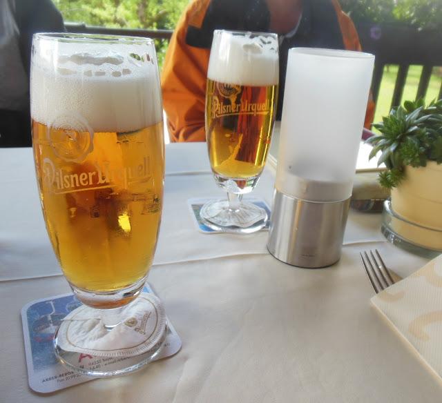 Gasthof zur Waldbahn, Zwiesel, Pilsner Urquell