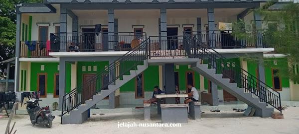 homestay private trip pulau harapan