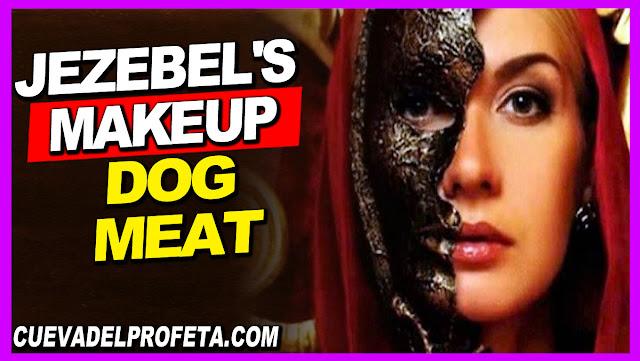 Jezebel's makeup, dog meat - William Marrion Branham