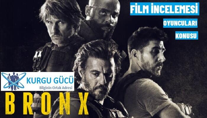 Bronx: Rogue City Film Konusu, Oyuncuları, İncelemesi