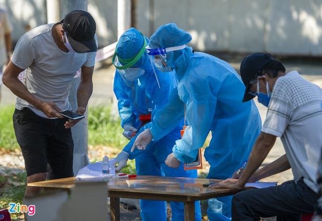 Đà Nẵng thông báo khẩn về 3 tiểu thương nghi nhiễm SARS-CoV-2