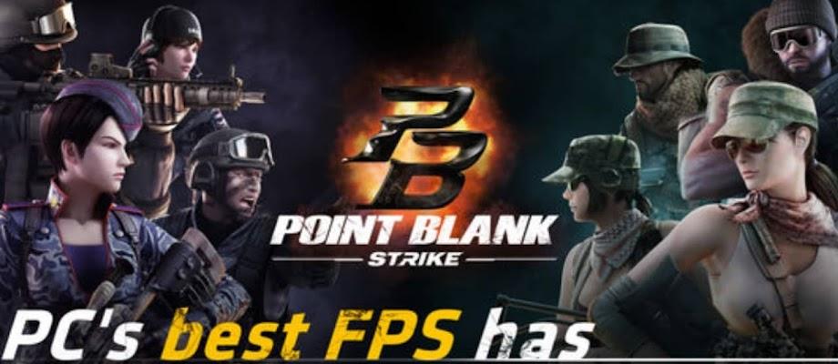 Free Download Game Point Blank Strike v2.1.5 Full MOD