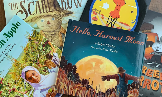 Title image for Fall Mentor Texts for Big Kids Plus Some Useful Tips for Teaching