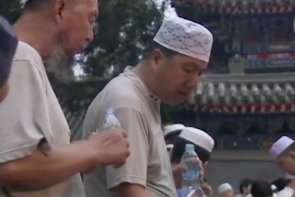 The Chinese government said Islam in Uighur is not native religion