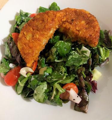 Waitrose vegetarian red pepper grills