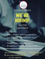 Bursa Kerja Surabaya di Warung Pindo Sidoarjo Juni 2021
